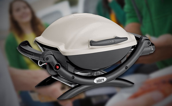 Weber Q® 1000 Gas Grill