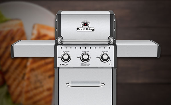 Broil King Baron™ S320 Series Gas Grill