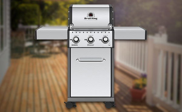 Broil King Baron S320 Series Gas Grill