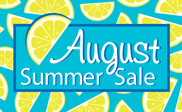 August Promotion Window - 2020