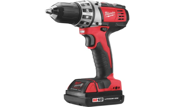 Milwaukee Lithium-Ion Compact Cordless Drill Kit