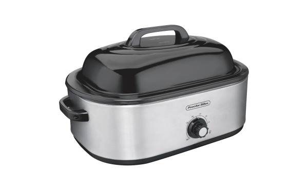 Proctor Silex Stainless Steel Electric Roaster
