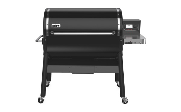Weber SmokeFire Black 1008 Sq. In. Wood Pellet Grill
