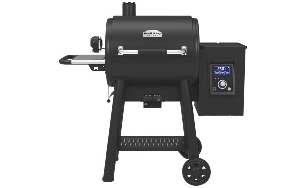 Broil King 500 Pro Black Smoke Pellet Grill