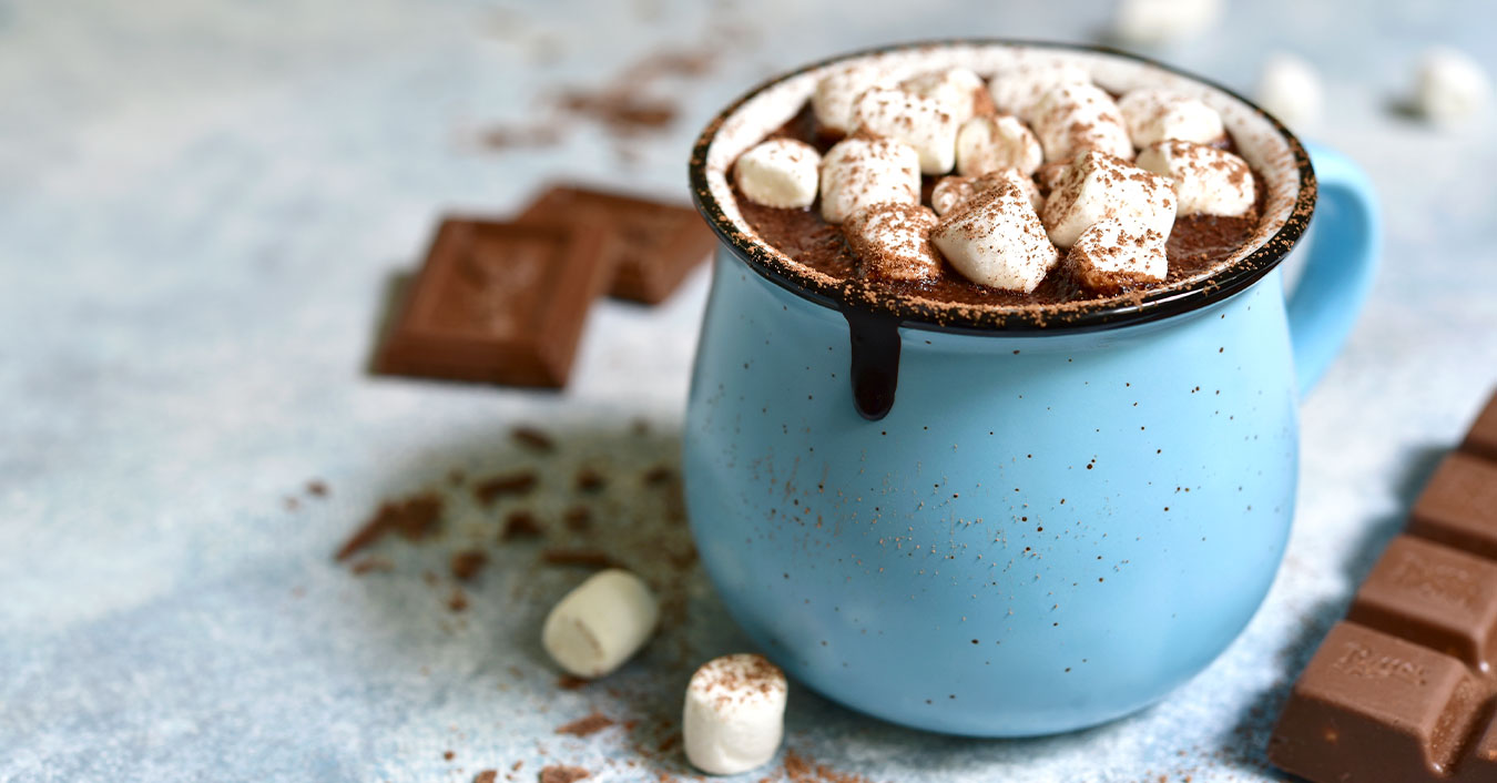 How to make a great cup of hot chocolate!