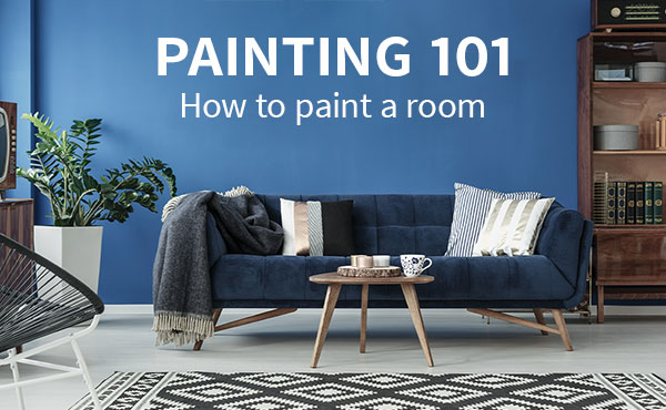 How to successfully paint the interior of your home
