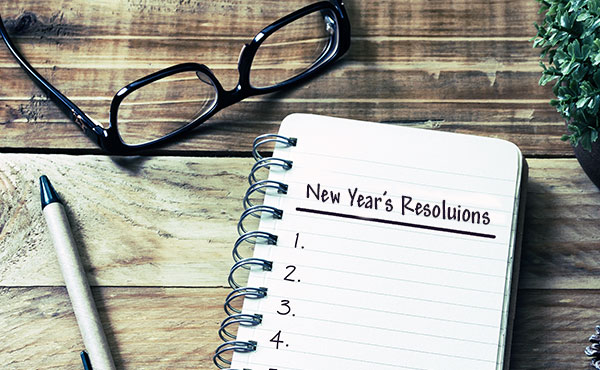 New Year's resolutions you CAN keep!